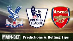 Crystal Palace vs Arsenal Predictions & Match Preview 10/04/2017