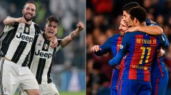 Juventus vs. Barcelona Predictions & Match Preview 11/04/2017