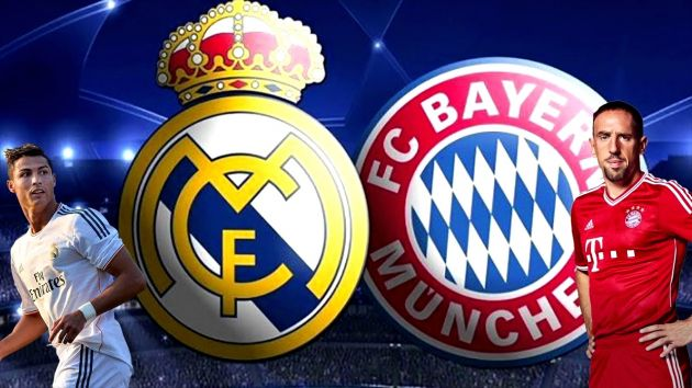 Real Madrid vs. Bayern Munich Predictions & Match Preview 18/04/2017