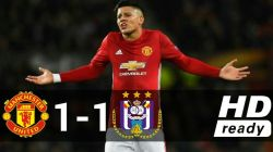 Manchester United vs. Anderlecht Predictions & Match Preview 20/04/2017