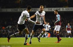 West Ham United vs Tottenham Hotspur Predictions & Betting tips 05/05/2017