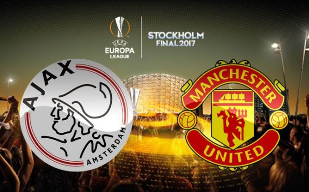 AFC Ajax vs. Manchester United: Europa League Final Predictions & Betting Tips 24 May, 2017