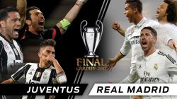 Juventus vs. Real Madrid Champions League Final Predictions & Match Preview 03 June, 2017