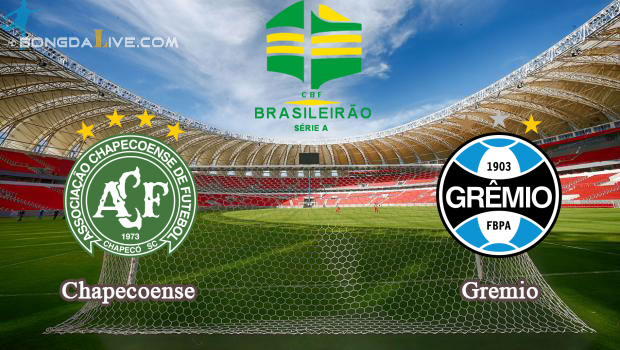 Chapecoense AF	 vs Gremio Predictions & Match Preview 08/06/2017