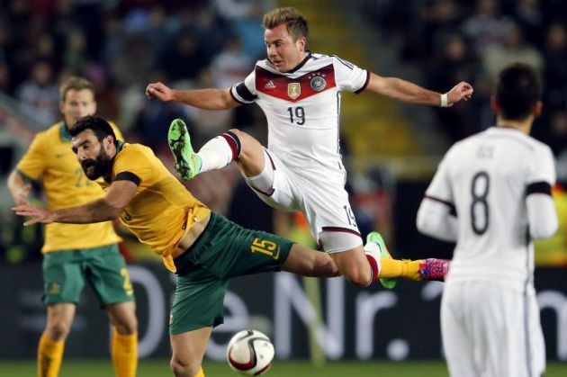 Australia vs. Germany Confederations Cup Predictions & Match Preview 19/06/2017