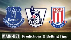Everton vs Stoke City Match Predictions & Match Preview 12/08/2017