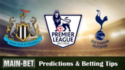 Newcastle United vs Tottenham Hotspur Match Predictions & Match Preview 12/08/2017