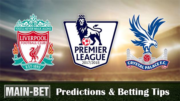 Liverpool vs Crystal Palace Match Predictions 19/08/2017