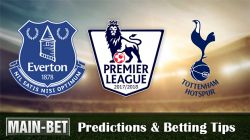 Everton vs Tottenham Hotspur Match Predictions 09/09/2017