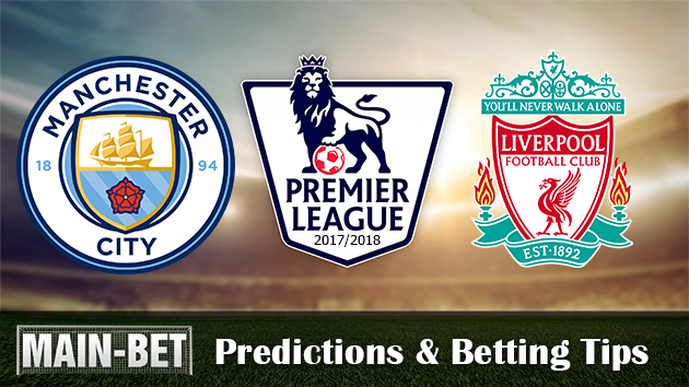 Manchester City vs Liverpool Match Predictions 09/09/2017