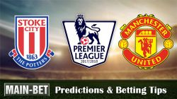 Stoke City vs Manchester United Match Predictions 09/09/2017