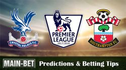 Crystal Palace vs Southampton Predictions 16/09/2017