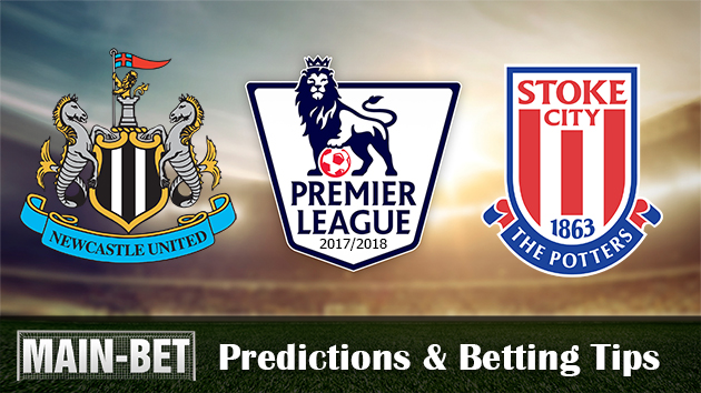 Newcastle United vs Stoke City Predictions 16/09/2017