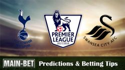 Tottenham Hotspur vs Swansea City Predictions 16/09/2017