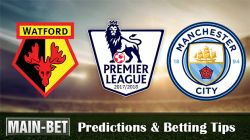 Watford vs Manchester City Predictions 16/09/2017