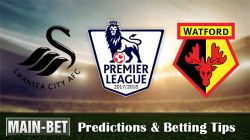 Swansea City vs Watford Predictions 23/09/2017