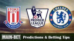 Stoke City vs Chelsea Predictions 23/09/2017