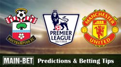 Southampton vs Manchester United Predictions 23/09/2017