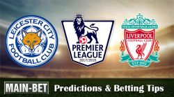 Leicester City vs Liverpool Predictions 23/09/2017