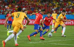 Chile vs. Australia Confederations Cup Predictions & Betting Tips 25/06/2017