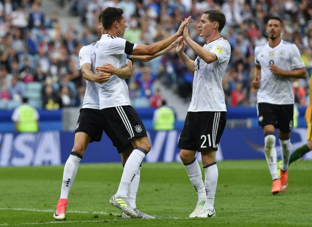 Germany vs. Cameroon Confederations Cup Predictions 25/06/2017