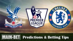 Crystal Palace vs Chelsea Predictions & Betting Tips 14/10/2017