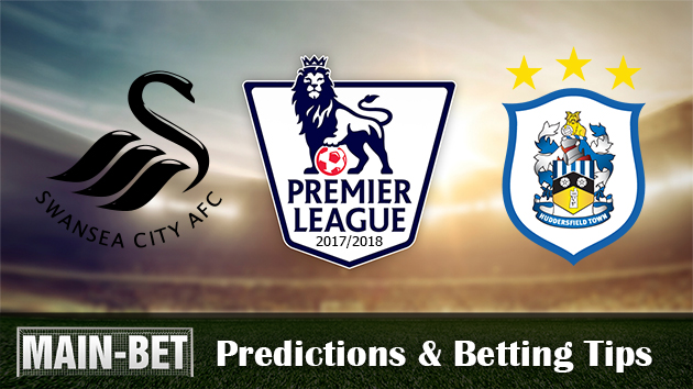 Swansea City vs Huddersfield Town Predictions 14/10/2017