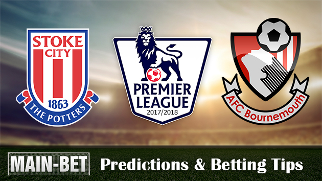 Stoke City vs Bournemouth Predictions, 21 Oct 2017