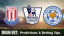 Stoke City vs Leicester City Predictions, 04 Nov 2017