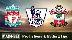 Liverpool vs Southampton Predictions, 18 Nov 2017