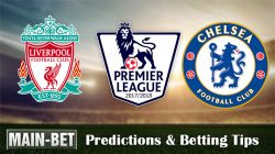 Liverpool vs Chelsea Predictions, 25 Nov 2017