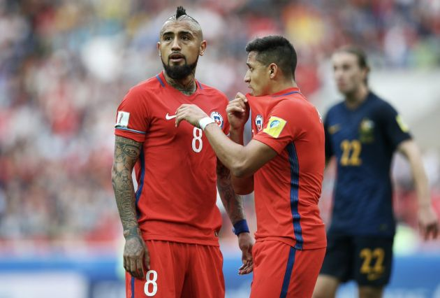 Confederations Cup: Portugal vs Chile Prediction 28/06/2017