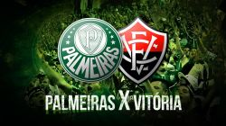 Palmeiras vs Vitoria Prediction 16/07/2017