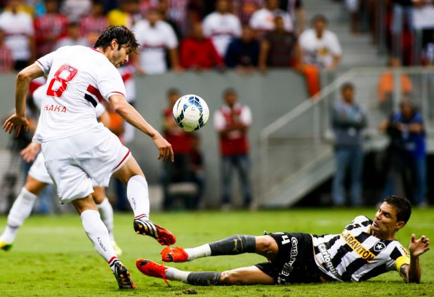 Sao Paulo vs Botafogo RJ Prediction & Betting tips 31.05.2018