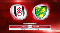 Fulham vs Norwich Predictions 05/08/2017