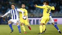 Real Sociedad vs Villarreal Predictions 25/08/2017