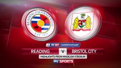 Reading vs Bristol City Predictions, 09 Sep 2017