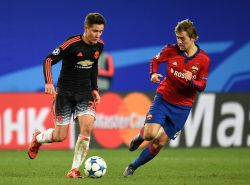 CSKA Moscow vs Manchester United Predictions, 27 Sep 2017