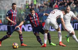 AS Roma vs Crotone Predictions, 25 Oct 2017