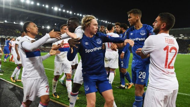 Lyon vs Everton Predictions, 02 Nov 2017