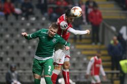 Ludogorets vs Braga Predictions, 02 Nov 2017