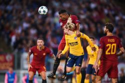 Atletico Madrid vs AS Roma Predictions, 22 Nov 2017