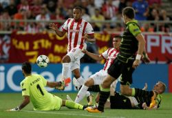 Sporting Lisbon vs Olympiakos Predictions, 22 Nov 2017