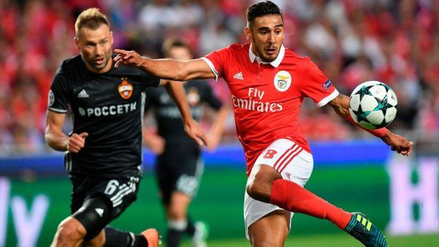 CSKA Moscow vs Benfica Predictions, 22 Nov 2017