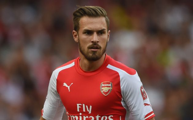 Arsenal midfielder Aaron Ramsey to miss Christmas spell through injury