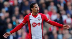 Virgil van Dijk set to join Liverpool for record-breaking fee of £75m