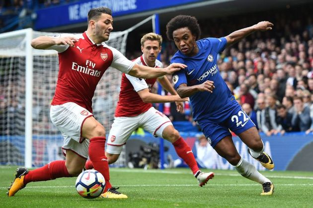 Arsenal v Chelsea Match Preview and Predictions, 03 Jan 2018