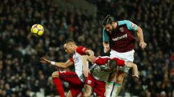 West Ham 2-1 West Brom: Andy Carrol returns in fashion to clinch rare win
