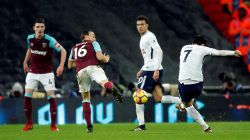 Tottenham 1-1 West Ham: Stunning goals settle draw at Wembley