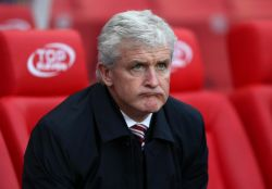 Welshman Mark Hughes sacked as Stoke City manager